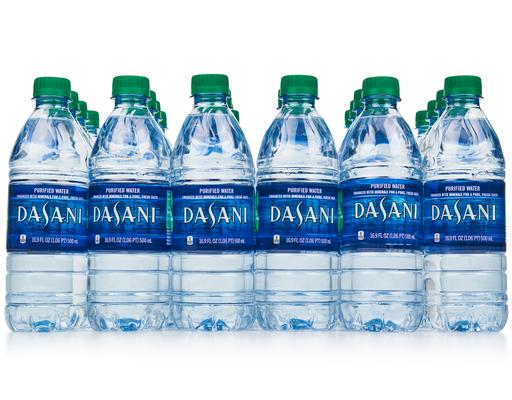 DASANI Purified Water - 24 Pack