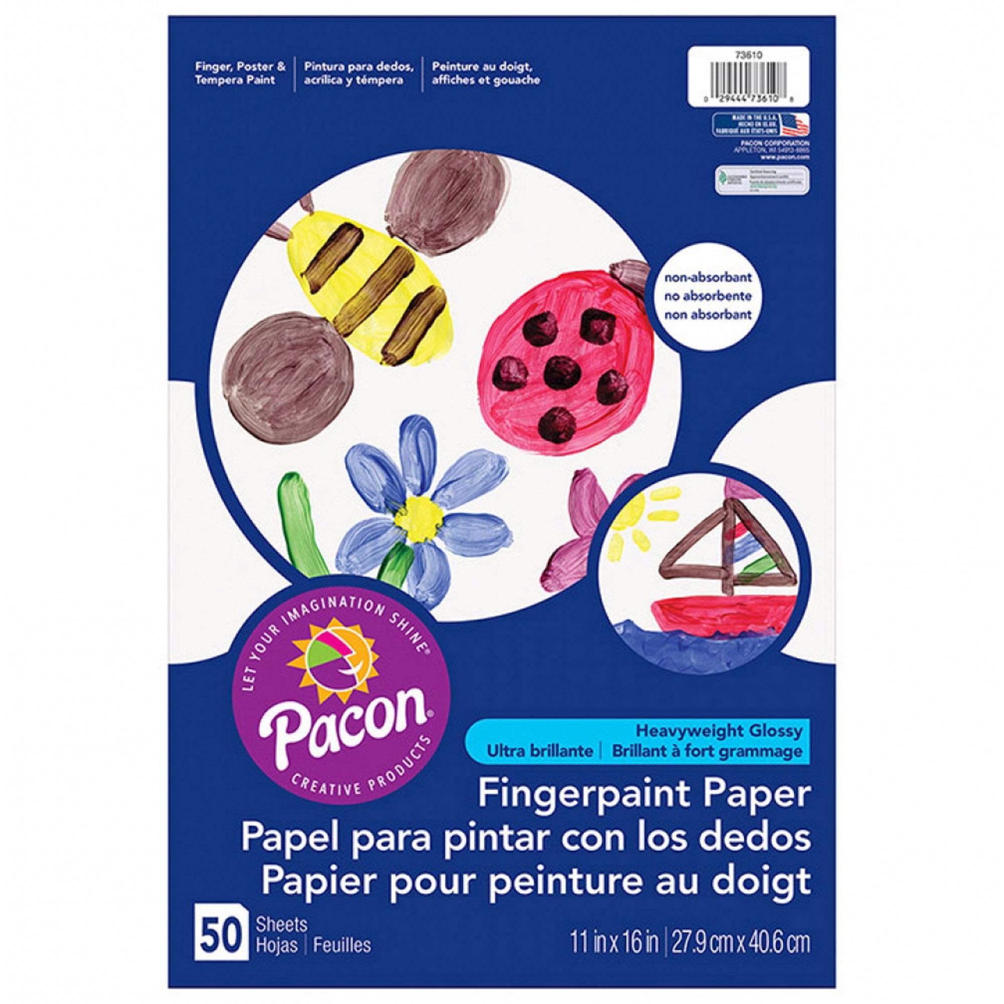 Fingerpaint Paper 11x16