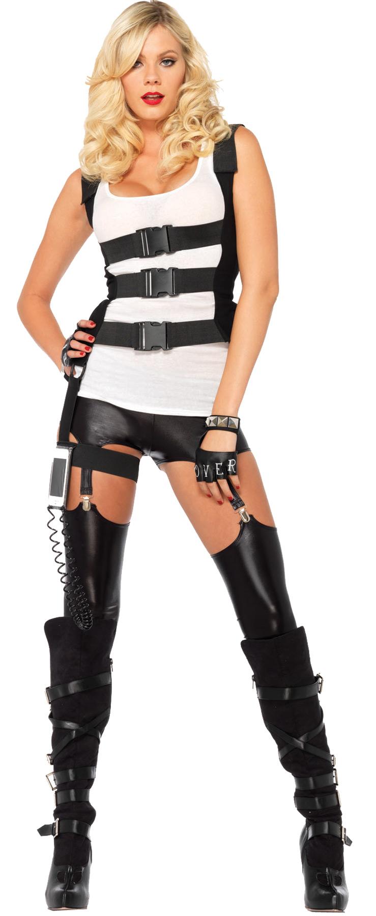 Swat Body Harness Ad Sm Medium-img-0