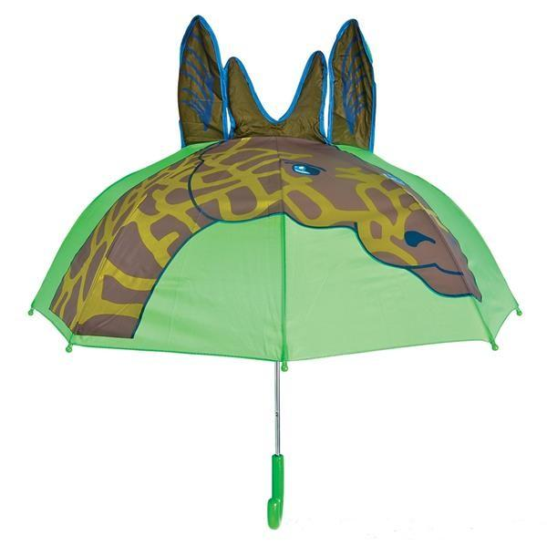 Kids' Giraffe Umbrella