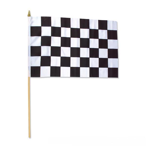 Racing Flags 12 pk